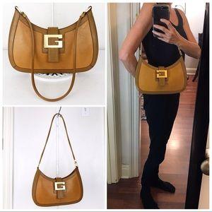 Gucci Vintage Dijon Leather Jackie O Shoulder Bag